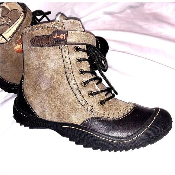 J-41 Shoes | 5 J4 Srina Vegan Boots